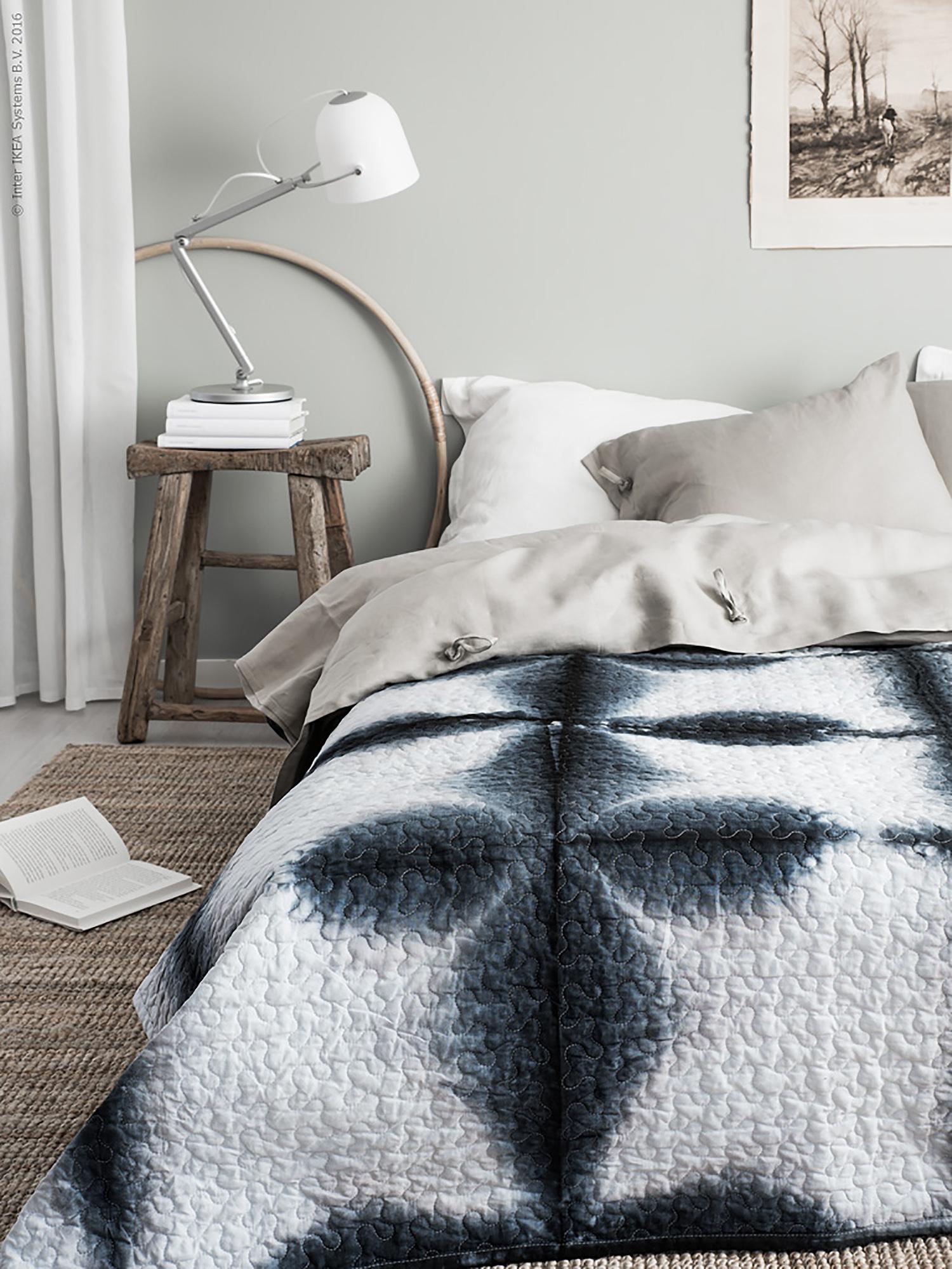 DIY Shibori IKEA Livet Hemma / Mormorsglamour