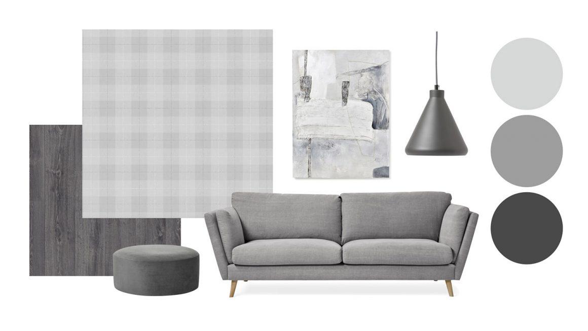 Så inreder du med grått och beige - (några av) mina bästa tips - fixaodona.se
